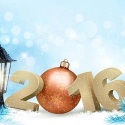 Пазл онлайн: С новым годом