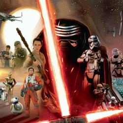 Пазл онлайн: Звёздные войны: Пробуждение силы