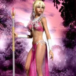 Пазл онлайн: Богиня
