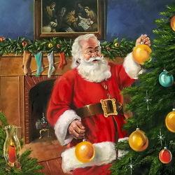 Пазл онлайн: Ёлка на Рождество