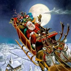 Пазл онлайн: Скоро Рождество!