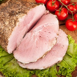 Пазл онлайн: Мясо и овощи