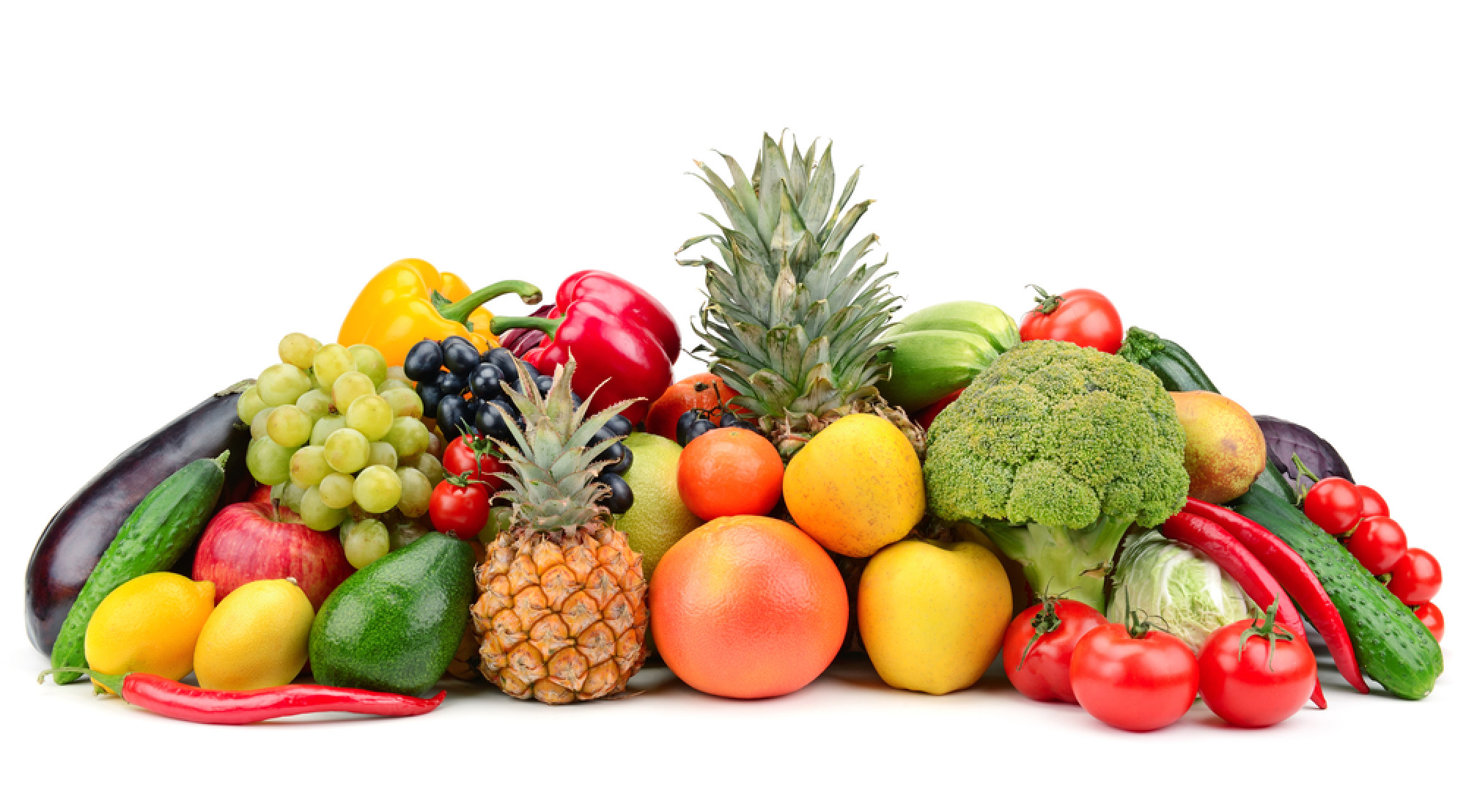 fruit and vegetables Fruits and vegetables provide children with the necessary vitamins, minerals and fiber that their growing bodies need to develop properly a diet high in fruits and vegetables may also decrease the risk of obesity while increasing school performance.