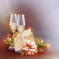 Пазл онлайн: С Новым годом!