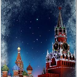 Пазл онлайн: Красная площадь