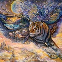 Пазл онлайн: Тигр бабочка