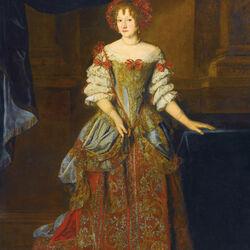 Пазл онлайн: Портрет княгини Марии Терезы Чибо
