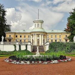 Пазл онлайн: Усадьба Архангельское