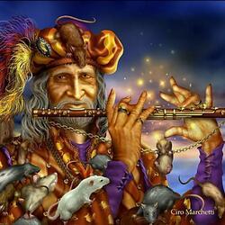 Пазл онлайн: Волшебная флейта