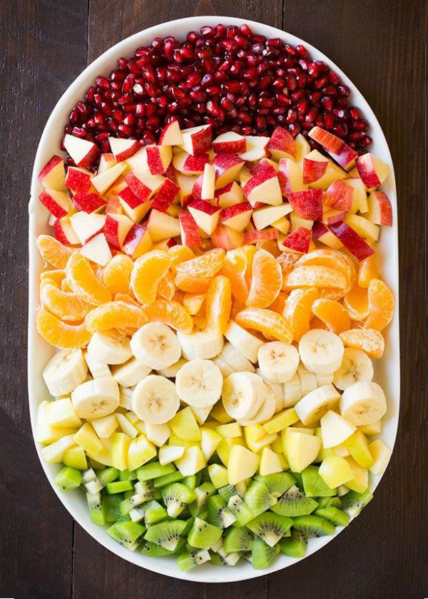 Фруктовый салат чем полезен