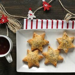 Пазл онлайн: Праздничное печенье