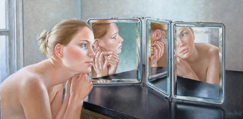 Трахает возле зеркала онлайн, Перед зеркалом -видео. Смотреть Перед зеркалом 6 фотография