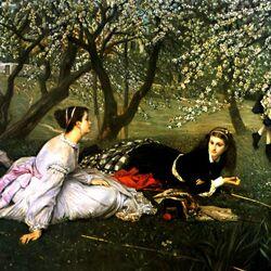 Пазл онлайн: Spring/Весна