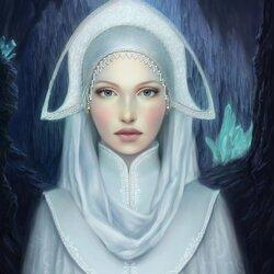 Пазл онлайн: Crystal queen / Королева кристаллов
