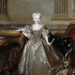 Пазл онлайн: Инфанта Мария Анна Виктория де Бурбон