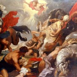 Пазл онлайн: Обращение святого Павла