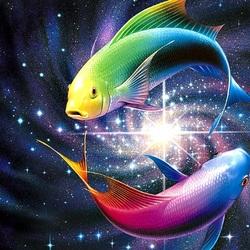 Пазл онлайн: Рыбы