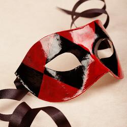 Пазл онлайн: Карнавальная маска
