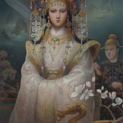 Пазл онлайн: Принцесса Турандот
