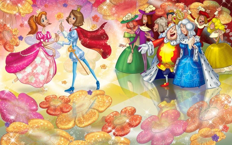 Картинки к песне вальс цветов