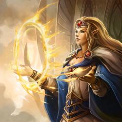 Пазл онлайн: Огненное кольцо