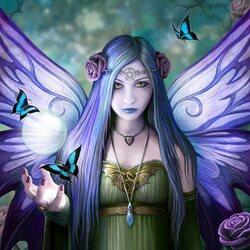 Пазл онлайн: Мистическая аура