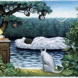 Пазл онлайн: Сон