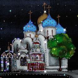 Пазл онлайн: Успенский собор Троице-Сергиевой лавры