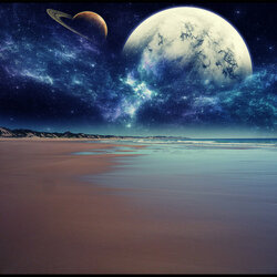 Пазл онлайн: Чужая планета