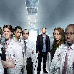 Пазл онлайн: Команда доктора Хауса