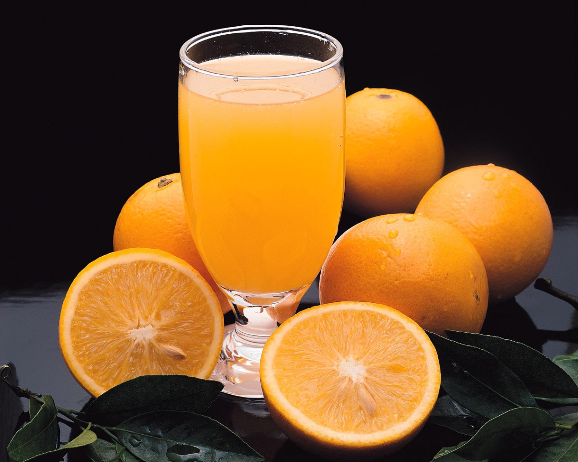 Как приготовить апельсиновый морс