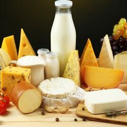 Пазл онлайн: Сырное изобилие