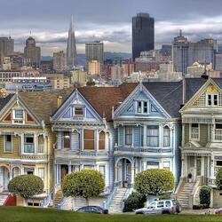 Пазл онлайн:  Сан Франциско