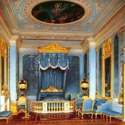 Пазл онлайн: Интерьер Гатчинского дворца
