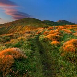 Пазл онлайн: Вершины Карпат