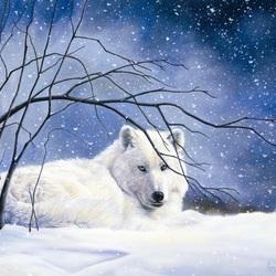 Пазл онлайн: Сын зимы