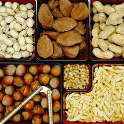 Пазл онлайн: Орешки и семечки