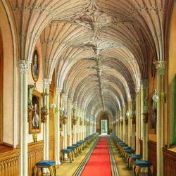 Пазл онлайн: Гатчинский дворец