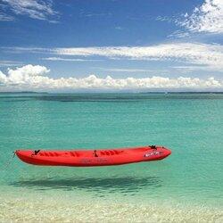 Пазл онлайн: Парящая лодка