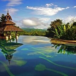 Пазл онлайн: Бали