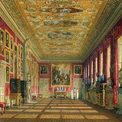Пазл онлайн: Кенсингтонский дворец