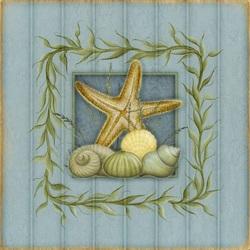 Пазл онлайн: Морская звезда
