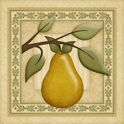 Пазл онлайн: Жёлтая груша