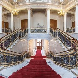 Пазл онлайн: Шуваловский дворец