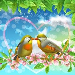 Пазл онлайн: С Днем всех влюбленных
