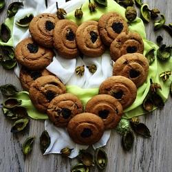 Пазл онлайн: Печенье «Маковые сердечки»