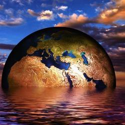 Пазл онлайн: Гибель Земли