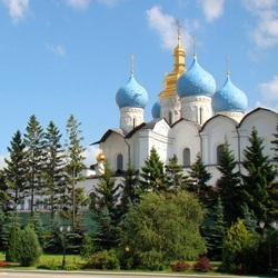 Пазл онлайн: Благовещенский собор