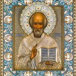 Пазл онлайн: Святой Николай Чудотворец