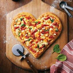 Пазл онлайн: Приготовлено с любовью